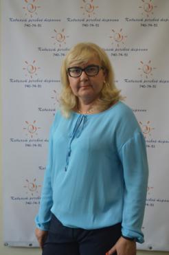 Елена Владимировна Торопкова